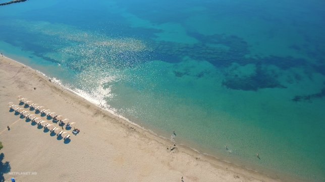 Molos Beach Skyros - Greece